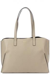 Кожаная сумка-шоппер Chelsea DKNY