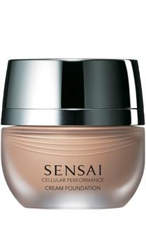 Тональный крем для лица, тон CF11 Sensai