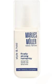 Лак для волос суперсильной фиксации Marlies Moller