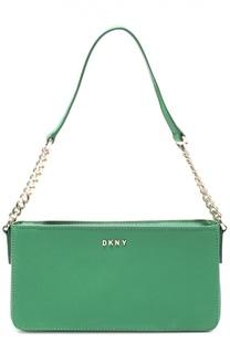 Сумка Bryant Park из сафьяновой кожи DKNY