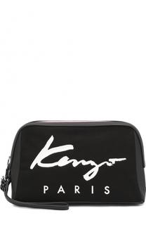 Сумка KENZO Signature на молнии Kenzo
