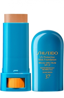 Солнцезащитное тональное средство-стик SPF 30 Shiseido