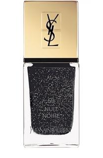 Лак для ногтей La Laque Couture, оттенок 59 YSL
