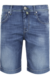 Шорты джинсовые +платок Jacob Cohen