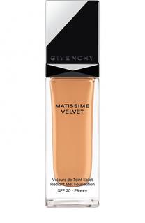 Тональное средство Matissime Velvet SPF 20-PA+++, оттенок 06 Givenchy