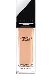 Тональное средство Matissime Velvet SPF 20-PA+++, оттенок 03 Givenchy