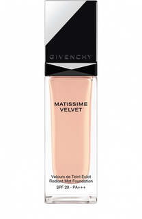 Тональное средство Matissime Velvet SPF 20-PA+++, оттенок 02 Givenchy