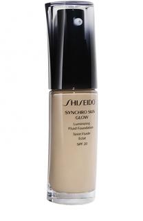 Тональное средство-флюид Synchro Skin, Rose 2 Shiseido