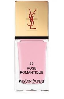 La Laque Couture Лак для ногтей 25 YSL