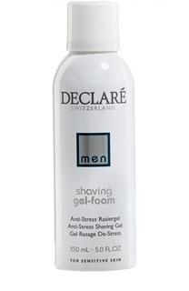 Пенка-гель для бритья Shaving Gel-Foam Antistress Declare