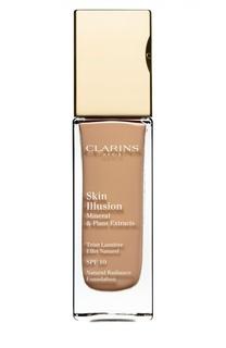 Увлажняющий тональный крем. придающий сияние коже Skin Illusion SPF10 112.4 Clarins