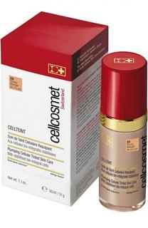 Клеточный крем с тональным эффектом CellTeint 02 Cellcosmet&Cellmen Cellcosmet&Cellmen
