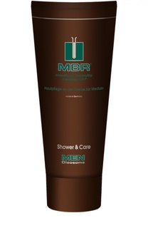 Гель для душа Men Oleosome Shower&Care Medical Beauty Research