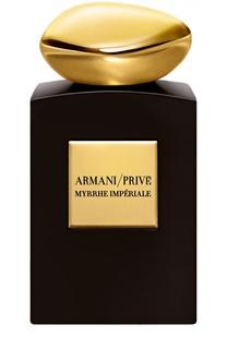 Парфюмерная вода Myrrhe Imperiale Giorgio Armani