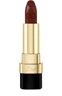 Матовая губная помада 328 Dolce Jealous Dolce & Gabbana