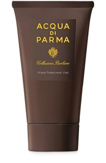 Скраб для лица Collezione Barbiere Acqua di Parma