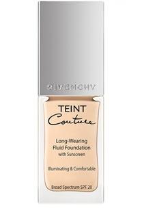 Тональное средство Teint Couture Fluid №5 Elegant Honey Givenchy
