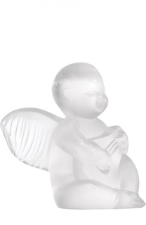 Скульптура Cherub With Mandolin Lalique