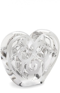 Скульптура Heart Music Is Love Lalique