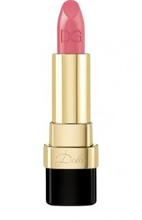 Матовая губная помада Rosa 222 Dolce & Gabbana