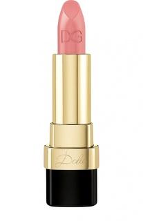 Матовая губная помада Dolcezza 212 Dolce & Gabbana
