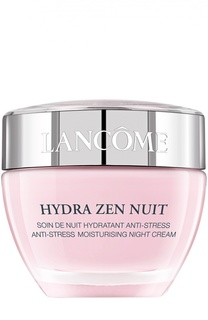 Увлажняющий ночной крем Hydra Zen Nuit Neurocalm Lancome