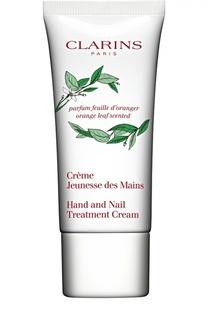 Крем для рук Creme Jeunesse des Mains Oranger Clarins