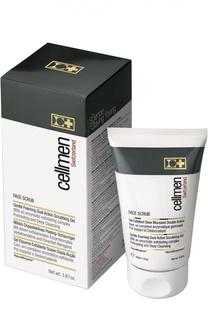 Мягкий пенящийся скраб-гель двойного действия Cellcosmet&Cellmen Cellcosmet&Cellmen