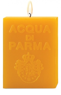 Кубическая свеча с ароматом Colonia Acqua di Parma