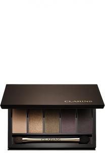 Коллекционная палитра для макияжа глаз Palette 5 Couleurs 02 Clarins