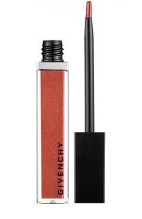 Блеск для губ Gloss Interdit, оттенок № 05 Indiscreet Beige Givenchy
