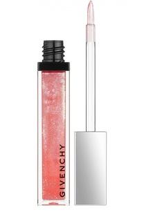 Блеск для губ Gelee DInterdit, оттенок № 10 Icy Peach Givenchy