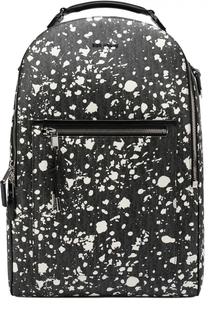 Рюкзак с принтом Speckle и отделкой из натуральной кожи Dior