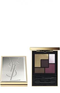 Палетка теней для век Couture Palette Fall 2015 YSL