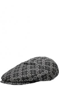 Кепи с цветочным узором Dolce & Gabbana