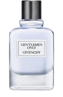 Туалетная вода Gentlemen Only Givenchy