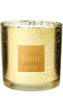Свеча ароматизированная Tonic Clarins