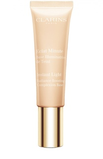 База под макияж, придающая сияние коже Eclat Minute, оттенок 02 Clarins