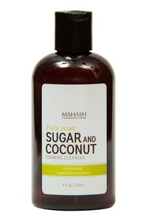Очищающая пенка для лица Face Pump Sugar and Coconut 240 ml Mahash