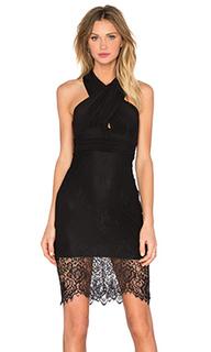 Платье lace allure - Bardot