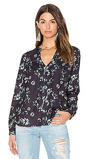 Цветочная блуза benson - Greylin