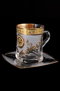 Набор чайных пар Bohemia