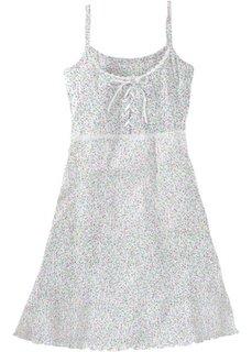 Ночная сорочка (в цветочек) Bonprix