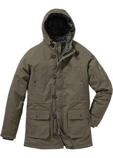 Куртка-парка Regular Fit (темно-оливковый) Bonprix
