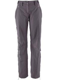 Функциональные брюки (антрацитовый) Bonprix