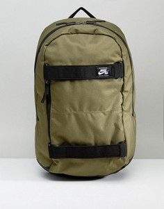 Рюкзак цвета хаки Nike SB BA5305-222 - Зеленый