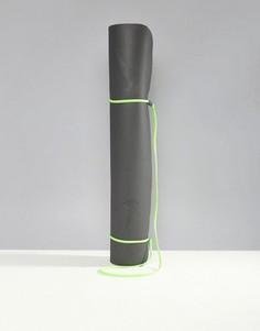 Коврик для занятий йогой 3мм Nike Fundamental - Серый