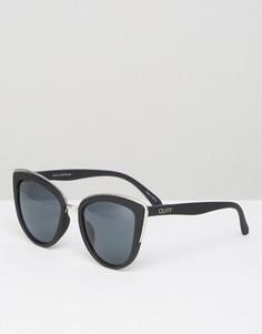 Солнцезащитные очки Quay Australia My Girl - Черный