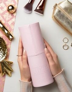 Розовый держатель для кистей Luxie Perfection - Бесцветный