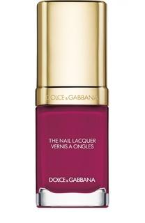 Лак для ногтей, оттенок 240 Raspberry Dolce & Gabbana